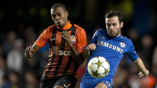 City recruit Fernandinho from Shakhtar