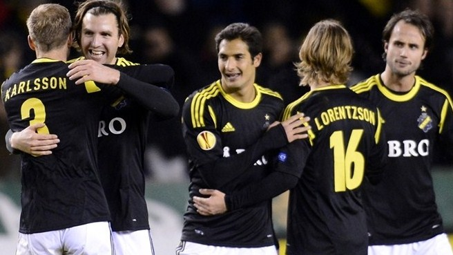 AIK seek reward from Napoli reunion