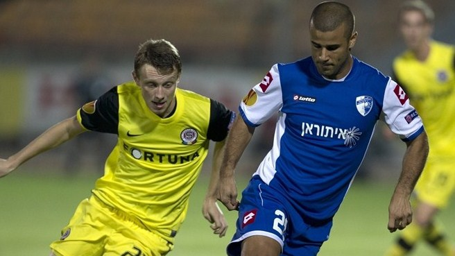 Kiryat Shmona put Sparta qualification on hold