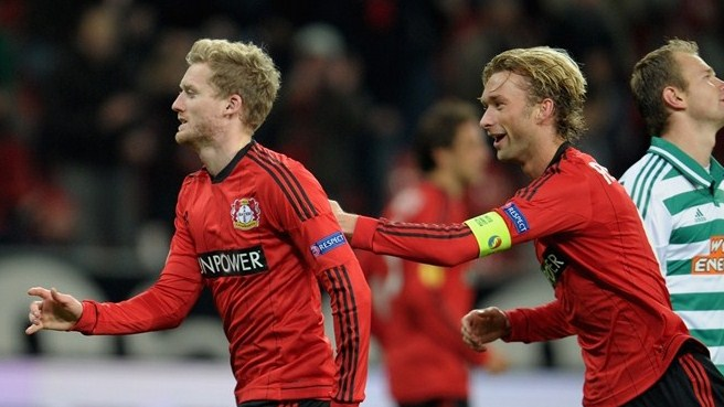 Schürrle sets new goal for Leverkusen