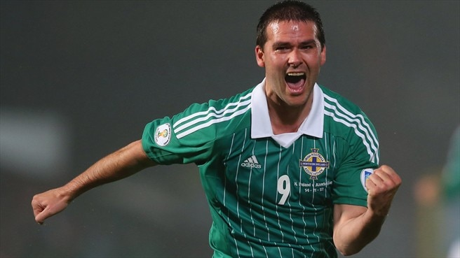 David Healy (Northern Ireland)
