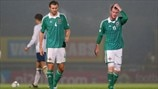 Chris Brunt & Gareth McAuley (Northern Ireland)