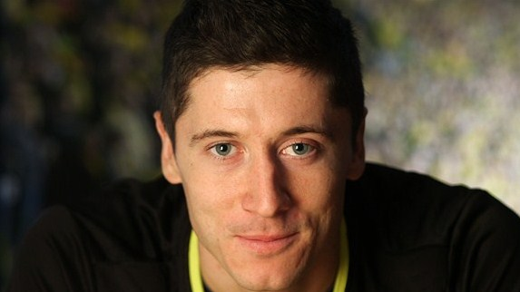 Stars in Lewandowski's eyes at Dortmund