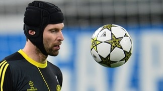 Čech recognised as Czech Republic's finest