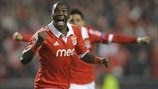 Benfica 2-1 Celtic: the story in photos