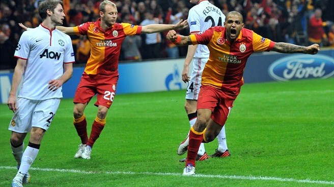 Galatasaray out to finish the job at Braga