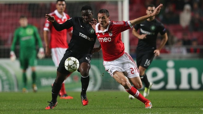 Jesus praise for Benfica's 'great game'