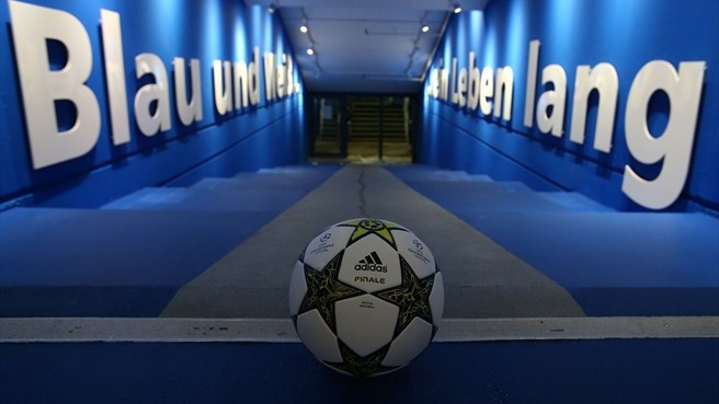 Stadion Gelsenkirchen tunnel