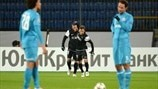 Zenit 2-2 Málaga: the story in photos