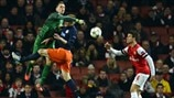 Arsenal 2-0 Montpellier: the story in photos