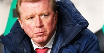 Steve McClaren took charge at Twente for the second time in January last year