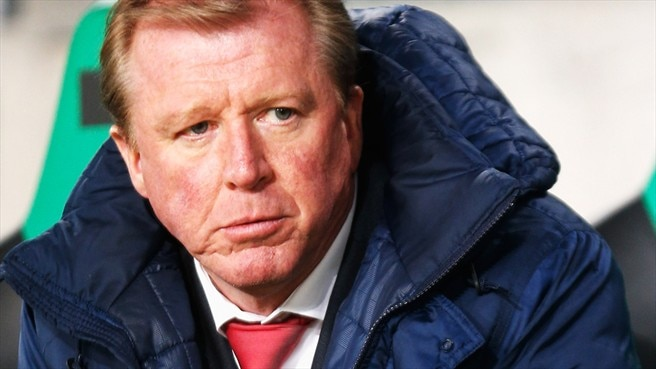 McClaren moves on from Twente post