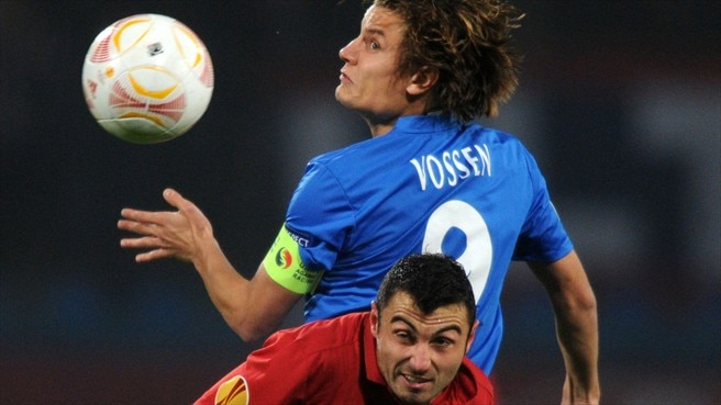 Vossen hails Genk's memorable night