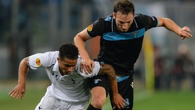 Tottenham stalemate ensures Lazio progress