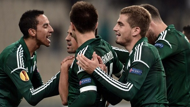 Vitolo keeps Panathinaikos alive as Maribor fall