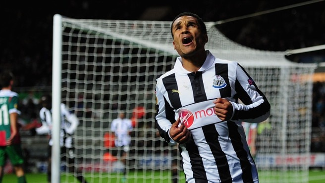 Sylvain Marveaux (Newcastle United FC)