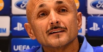Zenit coach Luciano Spalletti is back in Italy to face Milan