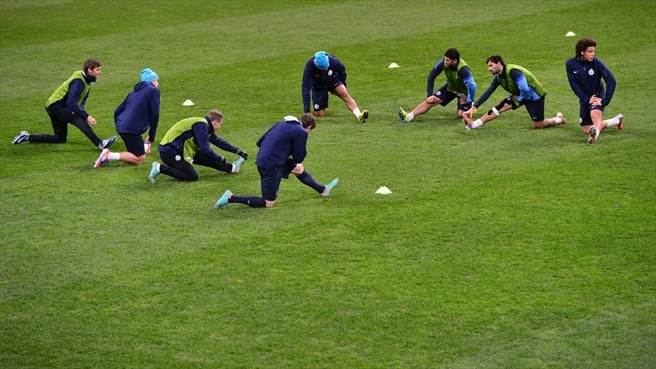 Training (FC Zenit St Petersburg)