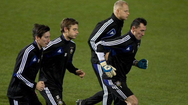 Training (RSC Anderlecht)