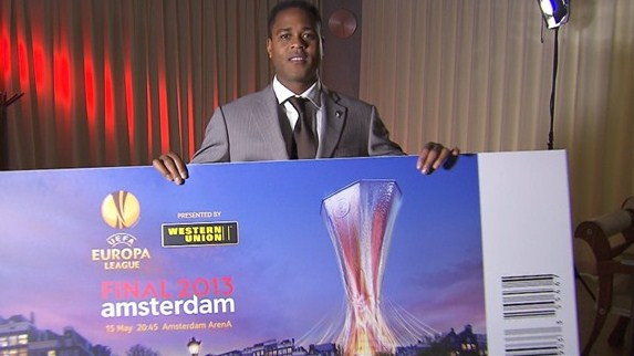 Amsterdam up for UEFA Europa League final