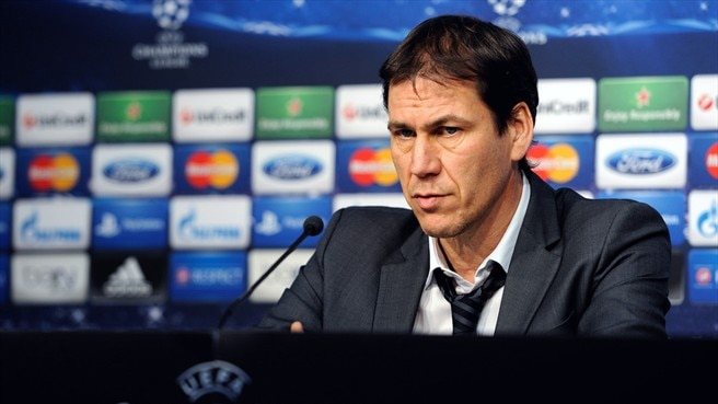 Roma employ former Lille coach Garcia