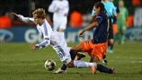 Montpellier 1-1 Schalke: the story in photos