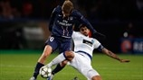 PSG 2-1 Porto: the story in photos