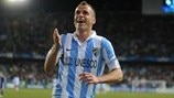 Málaga 2-2 Anderlecht: the story in photos