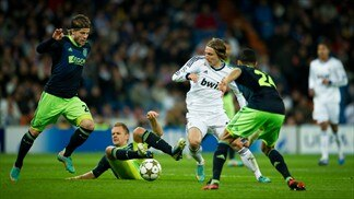 Luka Modrić (Real Madrid CF)