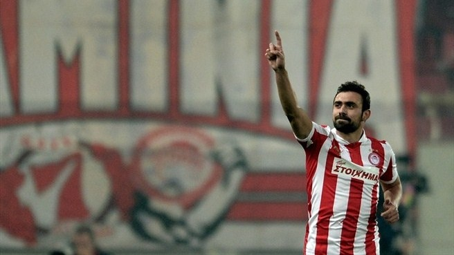Giannis Maniatis (Olympiacos FC)