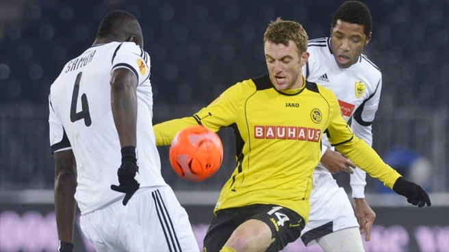 Young Boys left with regrets after parting win
