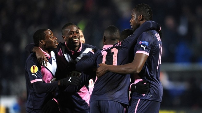 Diabaté double ensures Bordeaux top Newcastle