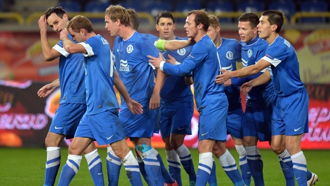 Dnipro go from strength to strength against AIK