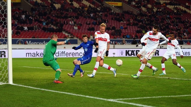 Stuttgart pair focus on the positives