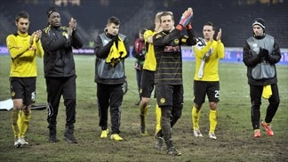 Young Boys eliminated despite Anji success