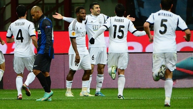 Neftçi claim creditable draw at Inter