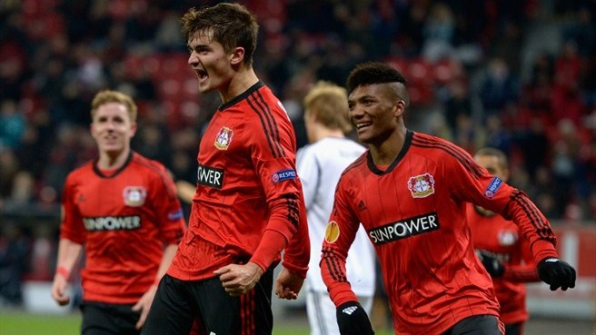 Youthful Leverkusen see off Rosenborg