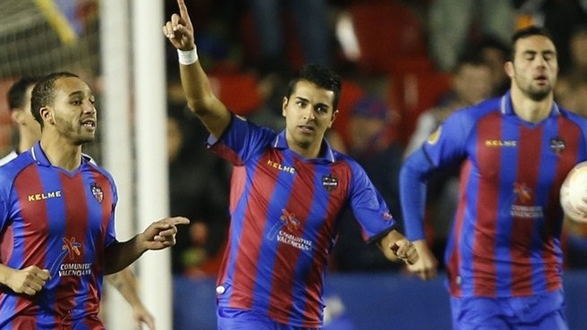 Levante take heart from Hannover draw
