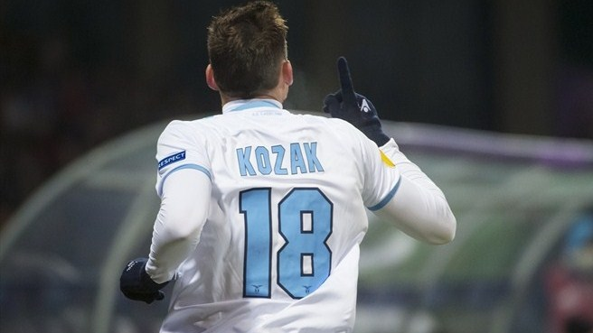 In-form Kozák ready to aid Czech Republic cause