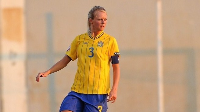 Sundhage selects uncapped Ilestedt and Hjohlman