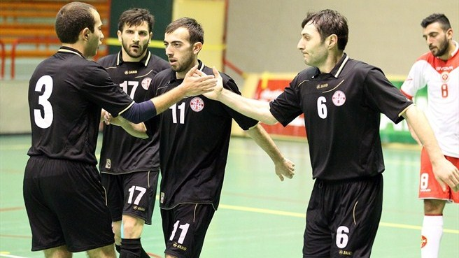 Denmark and Sweden soar on Futsal EURO bows