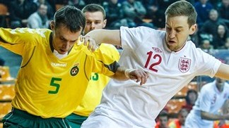 Lithuania end preliminary round with Cyprus win