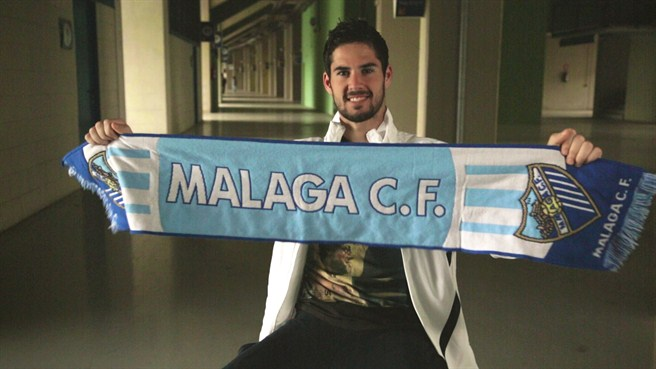 Isco stays grounded despite Málaga's ascent