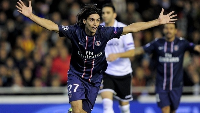Javier Pastore (Paris Saint-Germain FC)