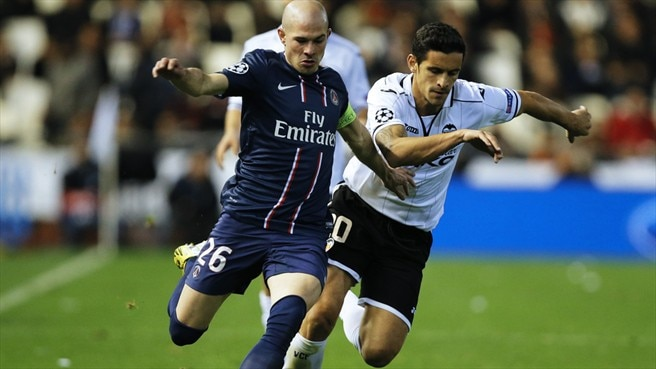 Match facts: PSG v Valencia