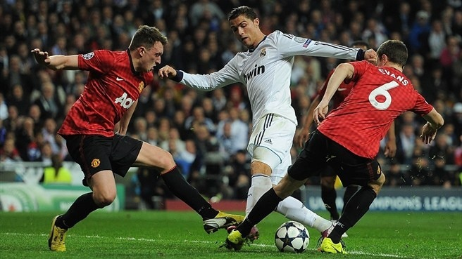 United eager to spike Madrid's guns