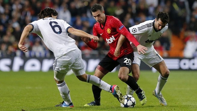 Match facts: Manchester United v Real Madrid