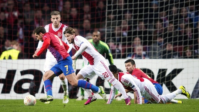 Steaua seek salvation against Ajax
