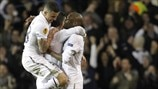 Gareth Bale, Kyle Walker & William Gallas (Tottenham Hotspur FC)