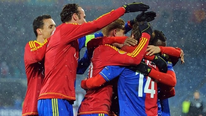 Obstinate Basel plan to subdue Zenit